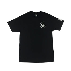 FKTIME  - Mens Black Tee