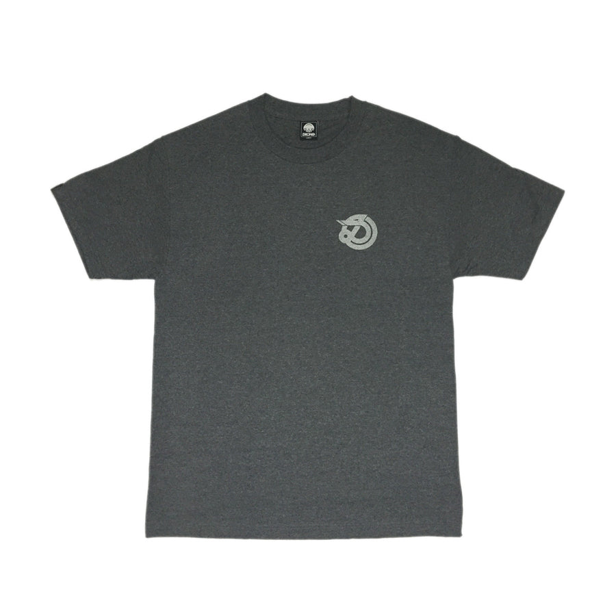 NOTHING MATTERS  - Mens Charcoal Heather Tee