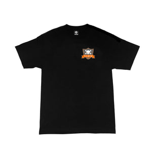 SHIELD  - Mens Black Tee