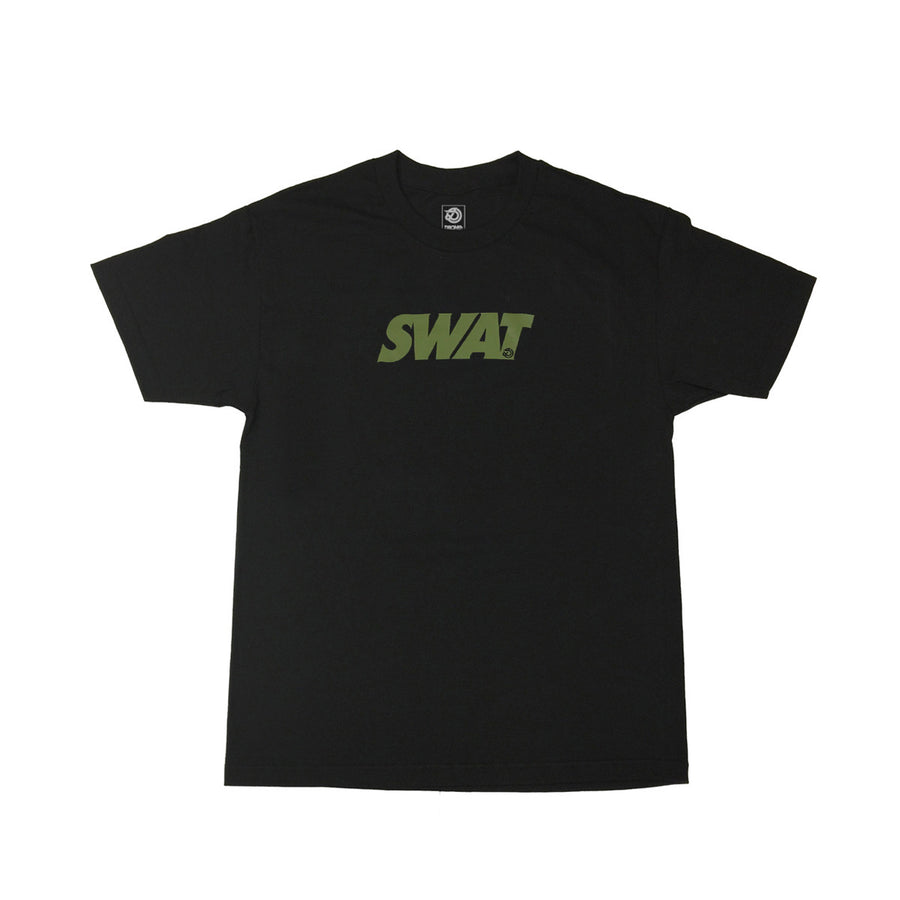 SWAT  - Mens Black Tee