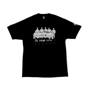 TEAM  - Mens Black Tee