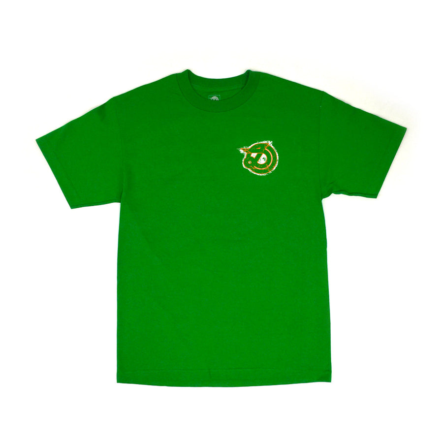 WARF  - Mens Kelly Green Tee