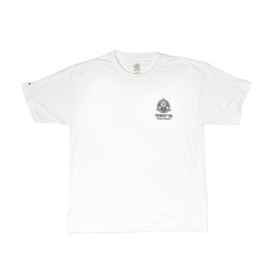 WIRED  - Mens White Soft Tee