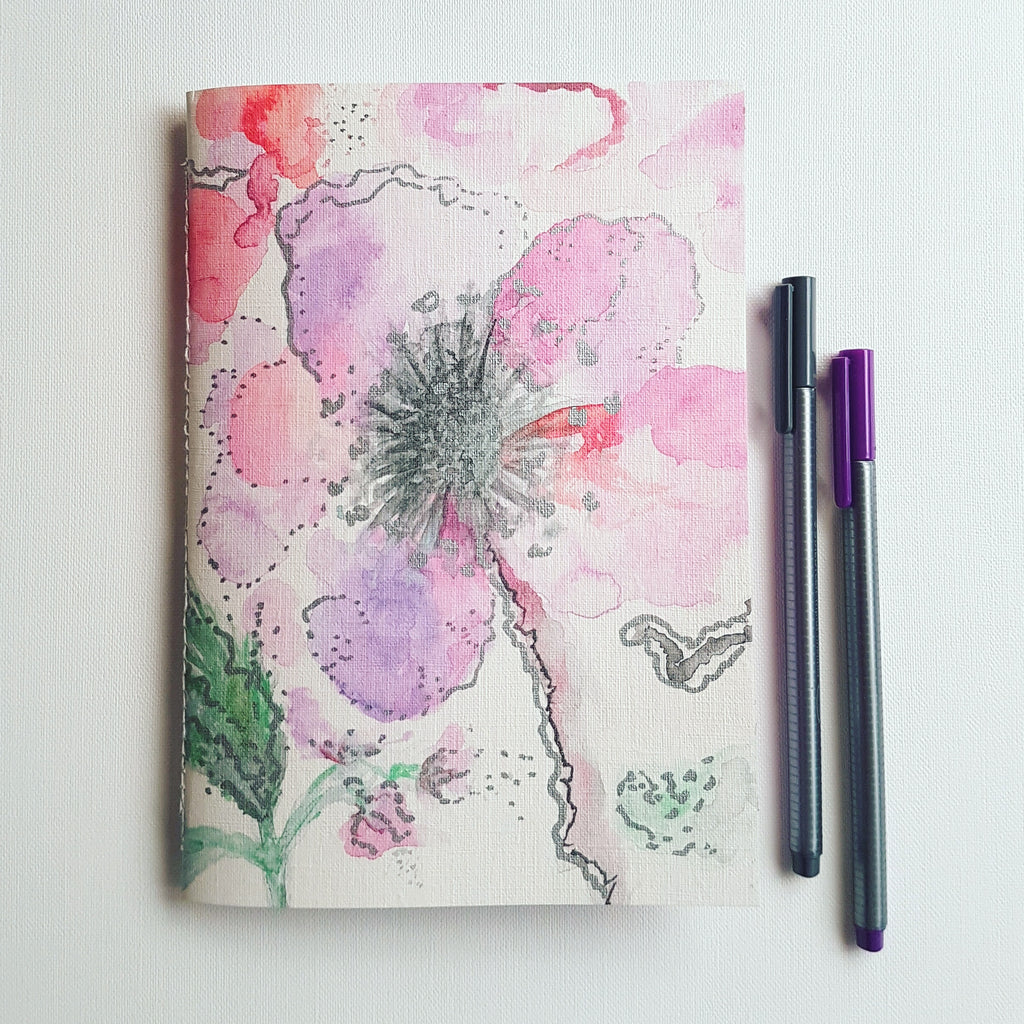 Custom Daily Planner Notebook - Day on 1 Page