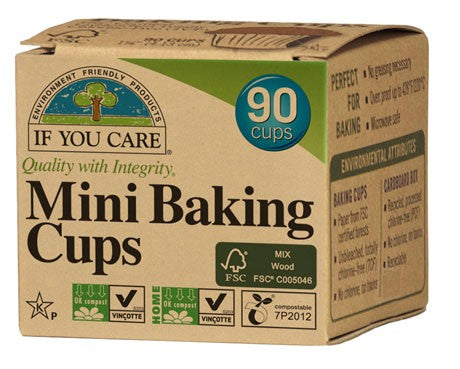 IF YOU CARE - Mini Baking Cups