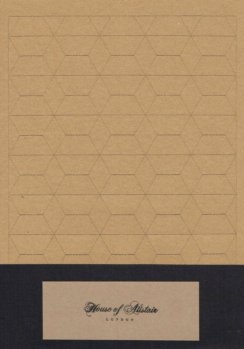"1.5"" Half Hexagon Paper Piecing Pack"