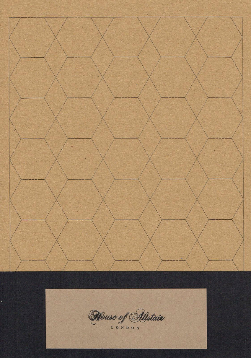 "1.5"" Full Hexagon Paper Peicing Pack"