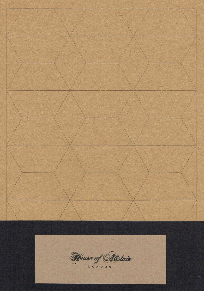 "2.5"" Half Hexagon Paper Piecing Pack"