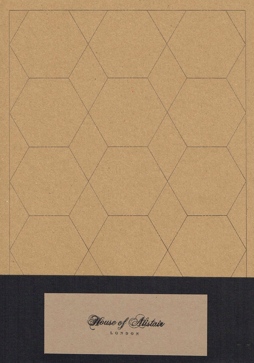 "2.5"" Full Hexagon Paper Piecing Pack"