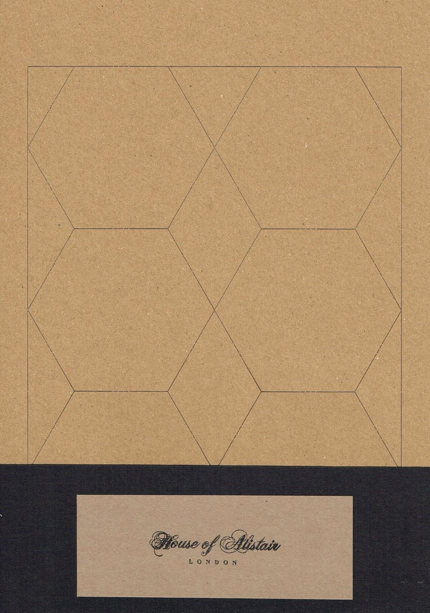 "3.5"" Full Hexagon Paper Piecing Pack"
