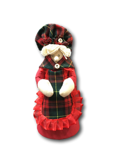 'Mrs Claus' Ornament