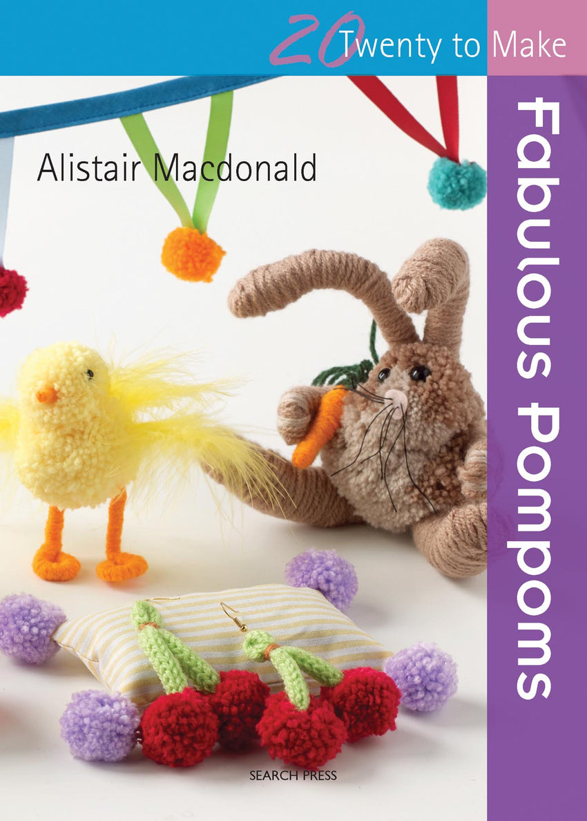 Fabulous Pompoms Book
