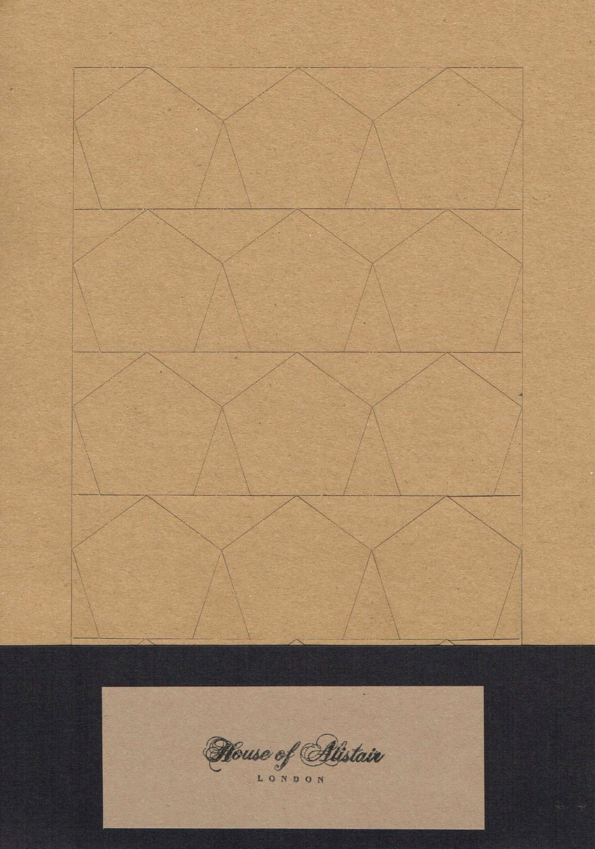 Pentagon Paper Piecing Pack