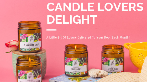 CANDLE LOVERS DELIGHT