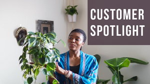Customer Spotlight: Keisha Adinkra