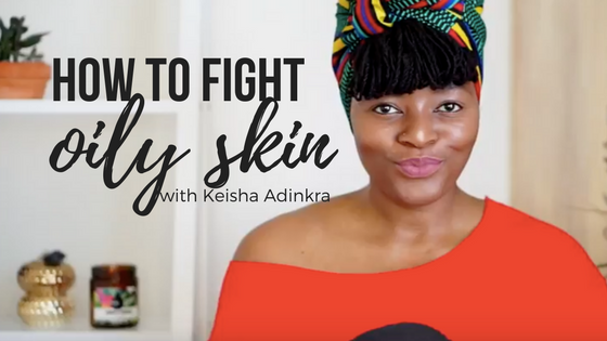 how to fight oily skin with naturalannie essentials face oil