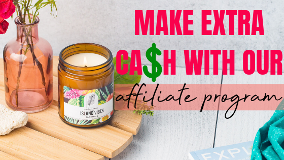 Make Extra Cash With Our Affiliate Program!