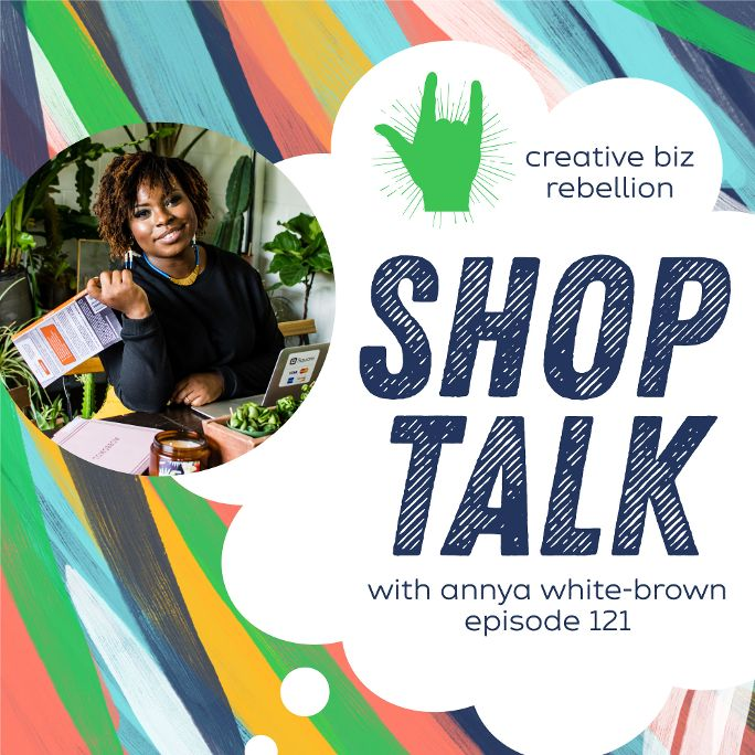 Shop Talk With Creative Biz Rebellion