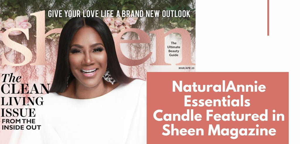 sheen magazine naturalannie essentials soy candle feature