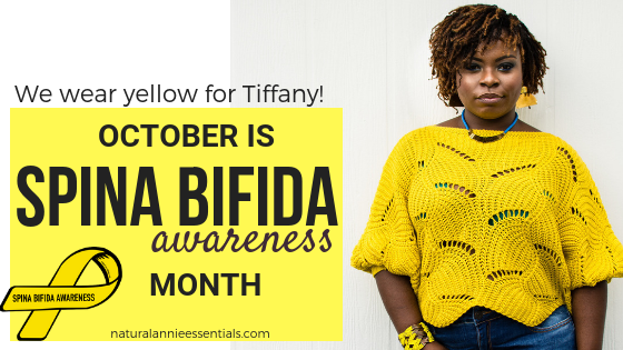 October is Spina Bifida Awareness Month