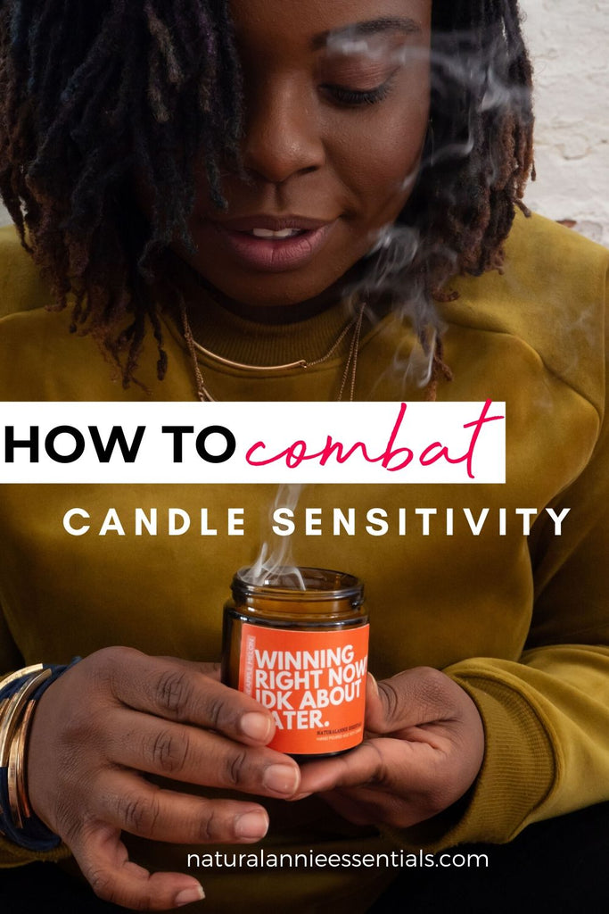 SAFE CANDLES FOR SCENT SENSITIVITY