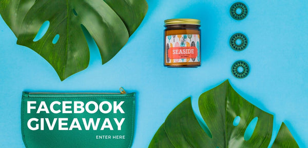 FACEBOOK CANDLE GIVEAWAY