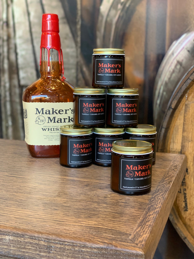 naturalannie essentials and makers mark collab