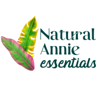 naturalannie essentials logo we are a black woman owned hand poured candle company