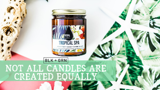 not all candles are created equal