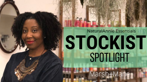 NaturalAnnie Essentials STOCKIST SPOTLIGHT