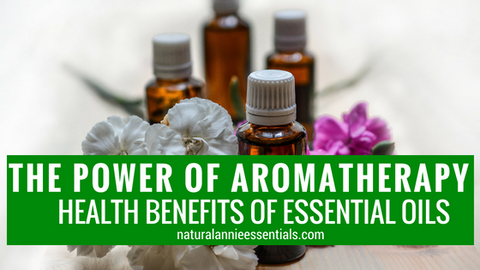 The Power of Aromatherapy: Health Benefits of Essential Oils