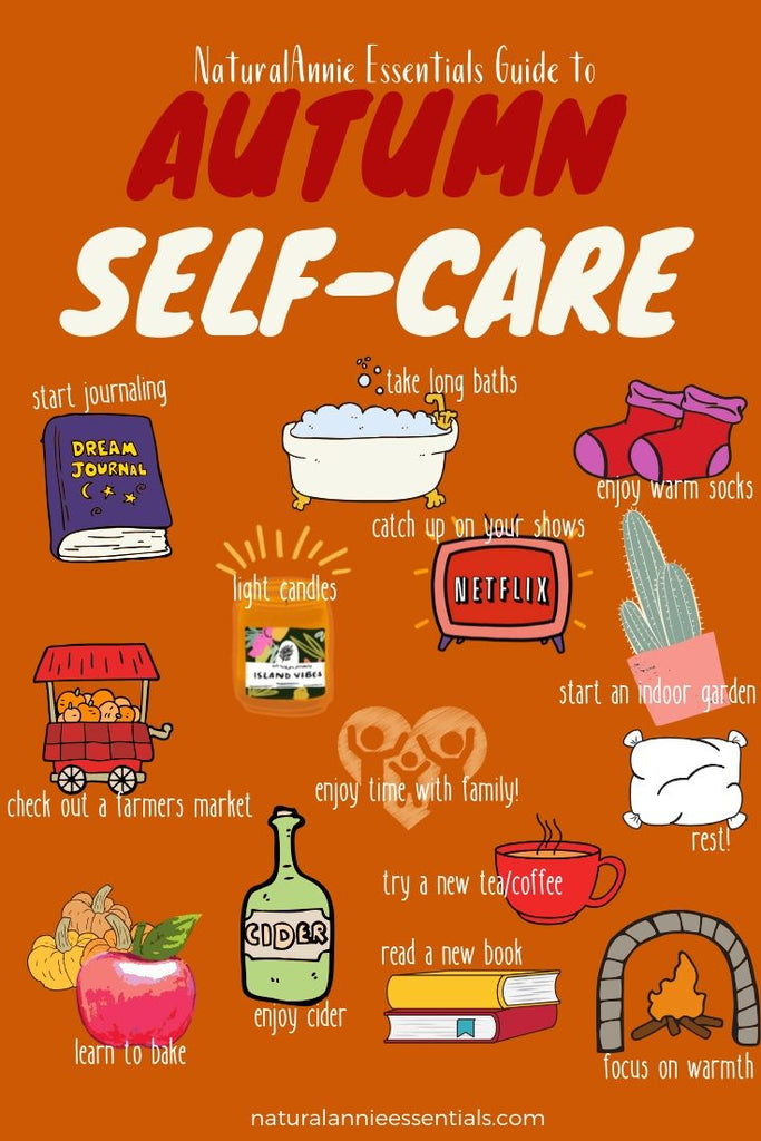 autumn self care guide
