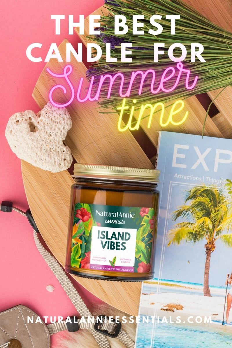 The Best Candle Scents For Summer Time