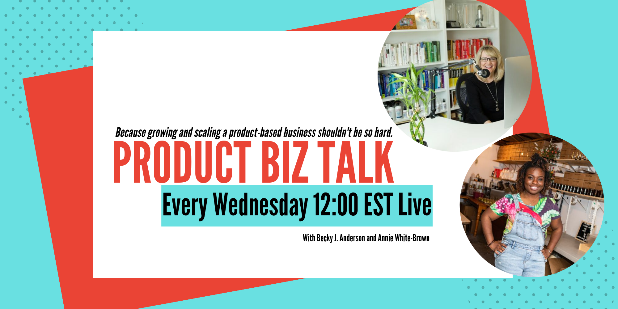 product business talk live show