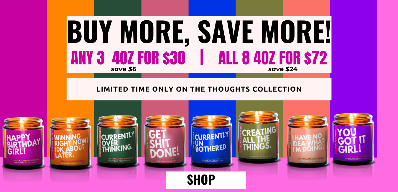candle sale promotion