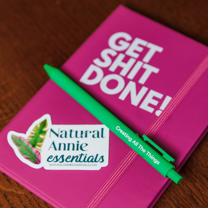 NATURALANNIE ESSENTIALS Sticker