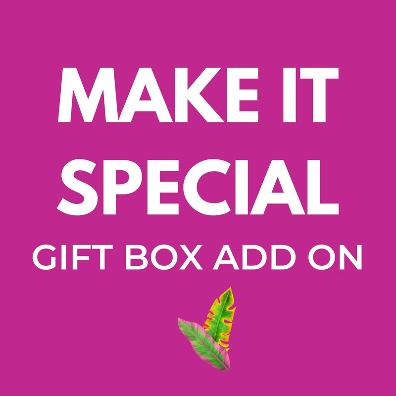 MAKE IT SPECIAL - Gift Box Add-on