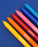 Ultrawashable Felt Pens by OMY