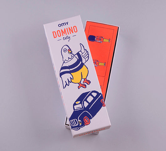 Dominos by OMY