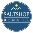 Bonaire Salt shop for authentic original sea salt, grinders, spice mills, kitchen, dinner ware