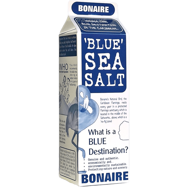 Blue Sea Salt 'Tetra' Pack