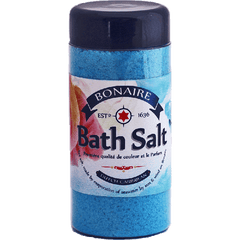 Bath Sea Salt 'CONTAINER' - Bonaire Salt Shop