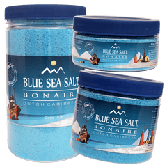 Blue Sea Salt 'BATH - Bonaire Salt Shop