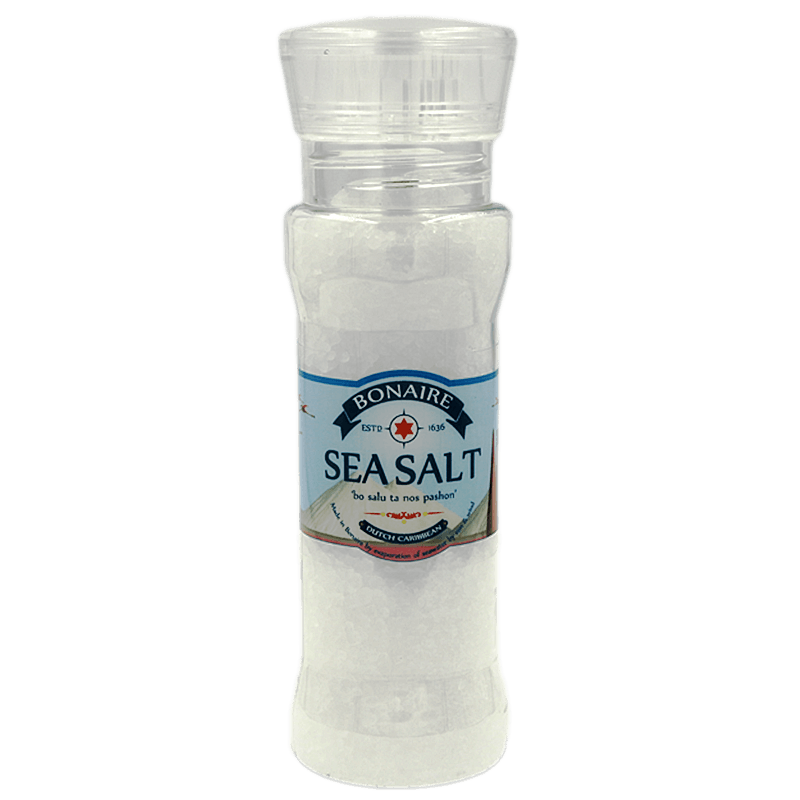 Sea Salt & Spice Grinder - Bonaire Salt Shop