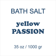 Bath Sea Salt 'GRIPPER' - Bonaire Salt Shop