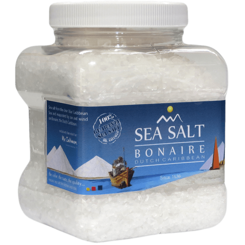 Sea Salt Re-Fill 'GRIPPER' - Bonaire Salt Shop
