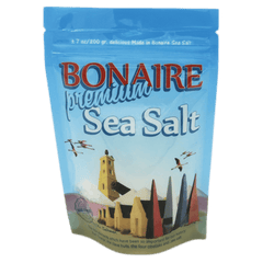 Sea salt Re-Fill 'POUCHES' - Bonaire Salt Shop