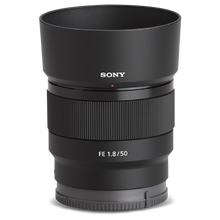 Load image into Gallery viewer, Sony FE 50mm F1.8