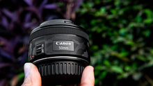 Load image into Gallery viewer, Canon EF 50MM F1.8 STM