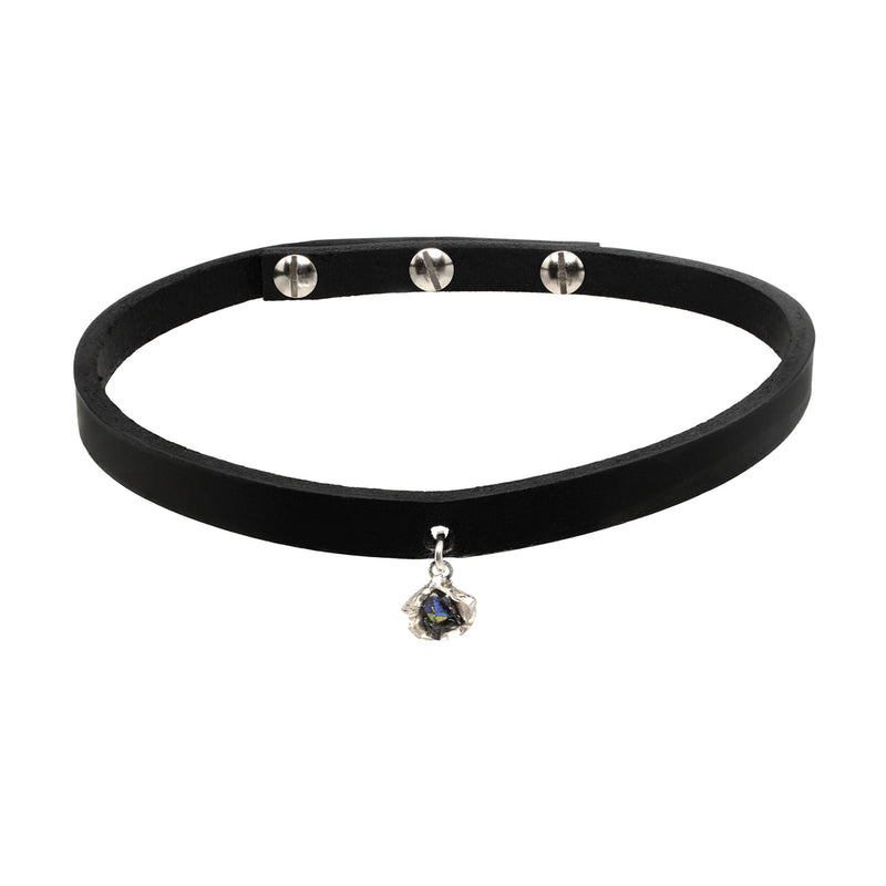 CRUSH Leather Choker